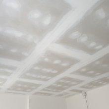 Rekonstrukce dvou bytů - sádrokartonový podhled