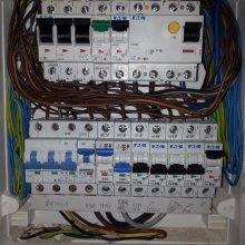 Praha 7 - elektroinstalace