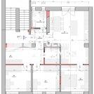 Návrh dispozice bytu do 110m2