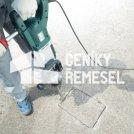 Sekání šlicu v betonu (do šíře 50mm, do hl.40mm)