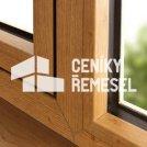 Lakování dřevěných oken