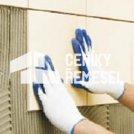 Montáž keramického obkladu vč. spárování (300x300mm)