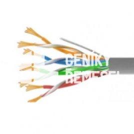 Tahání kabelu UTP volně