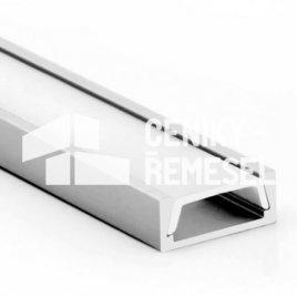 Přikotvení, sestavení a zapojení leddiodového pásku včetně lišty a difuzoru