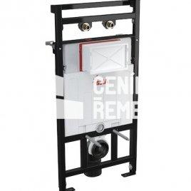 Demontáž podomítkového modulu pro wc