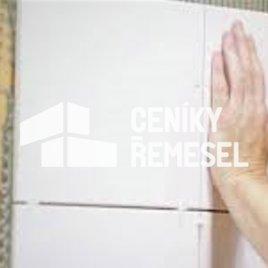 Montáž keramického obkladu vč. spárování (300x400mm)