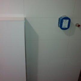 obložení koupelny a wc