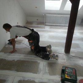 podlahové dílce