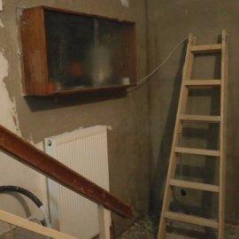 stěrkování stěn a stropu