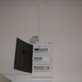 zapojení elektrorozvaděče