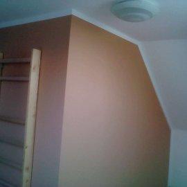 zrekonstruované podkroví