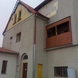 výstavba nového bytu