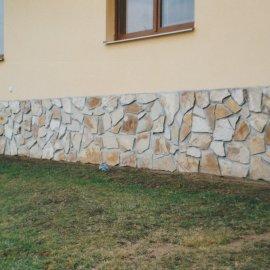 obložení kamenem