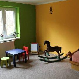 pokoj po celkové rekonstrukci
