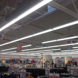 liniové osvětlení