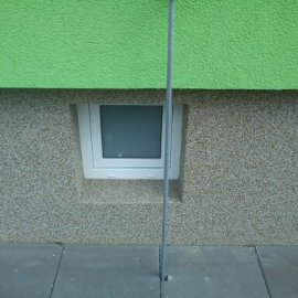 výměněné plastové okna