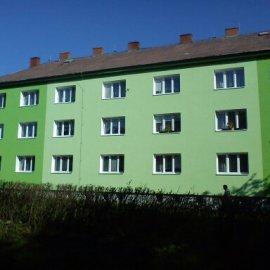 bytový dům po rekonstrukci
