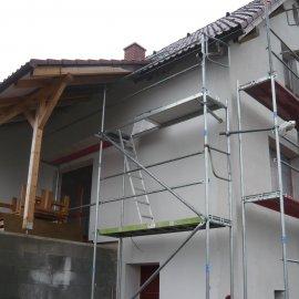 zateplování rodinného domu