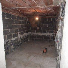 vybourání starých podlah