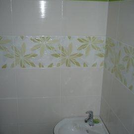 koupelna po rekonstrukci