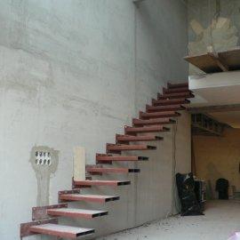 montáž schodů