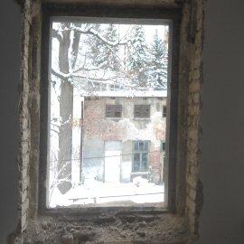 vybourání původních oken