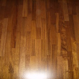 naolejovaná podlaha