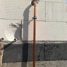 instalatérské práce