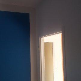vymalování pokoje