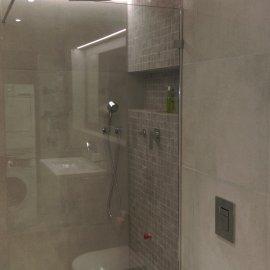 Praha 5 - Košíře -  Rekonstrukce koupelny a WC - hotové dílo