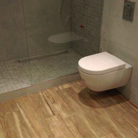Praha 5 - Košíře -  Rekonstrukce koupelny a WC - wc