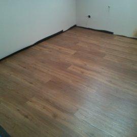 Řitka - RD - podlahy - pokládka