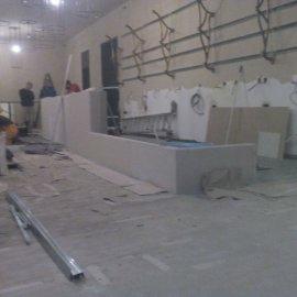 Kompletní rekonstrukce restaurace AROMI