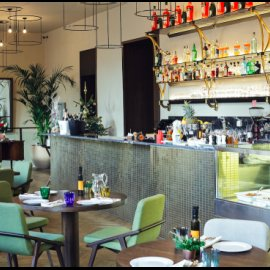 Kompletní rekonstrukce restaurace AROMI - bistro