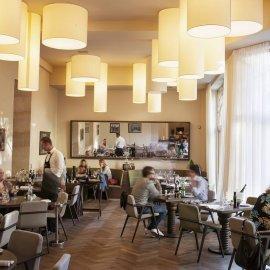 Kompletní rekonstrukce restaurace AROMI - restaurace