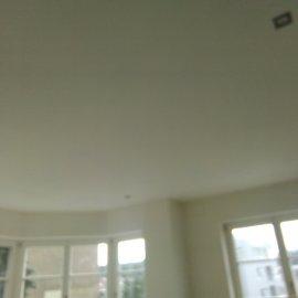 Rekonstrukce bytu na podkovce - podhled