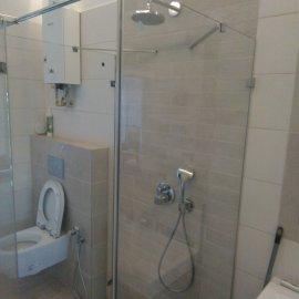 Rekonstrukce bytu na podkovce - wc