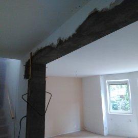 Rekonstrukce domu Chabry