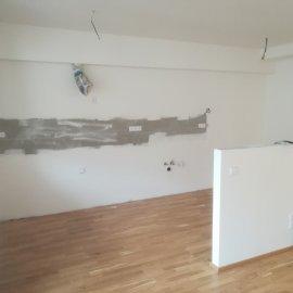 Rekonstrukce bytu Dejvice - kuchyň