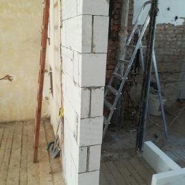 Kompletní rekonstrukce bytu Praha Nusle - ytong