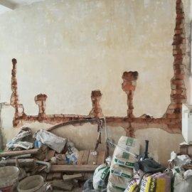 Kompletní rekonstrukce bytu Praha Nusle - rozvody elektro
