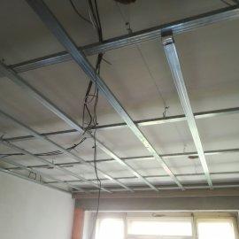 Kompletní rekonstrukce bytu Praha Nusle - ocelová KCE SDK