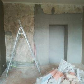 kompletní rekonstrukce bytu Praha 3 - dětský pokoj