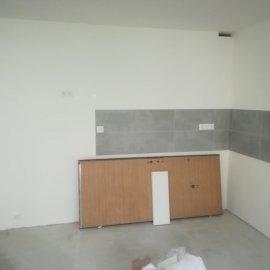kompletní rekonstrukce panelákového bytu - kuchyně