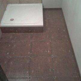 Praha 4 - rekonstrukce koupelny a wc