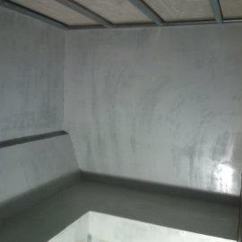 Šumperk - výstavba sauny