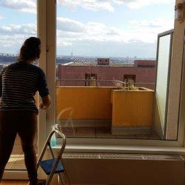 úklid bytu po rekonstrukci