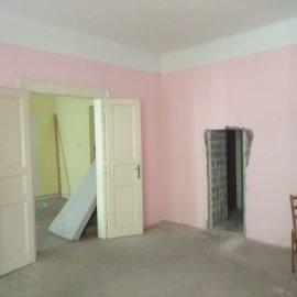 Rekonstrukce dvou bytů - původní před rekonstrukcí