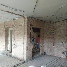 rekonstrukce bytu v Praze 10 - rozvody elektro