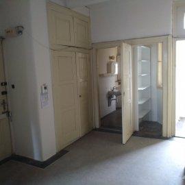 rekonstrukce bytu v Praze 10 - původní dveře